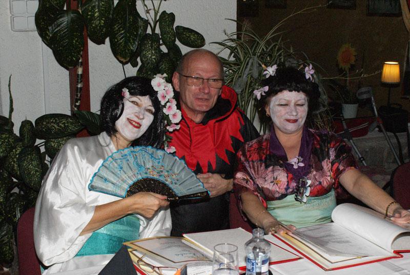 Halloweenská party